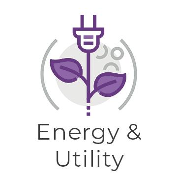 Energy & Utility graphic