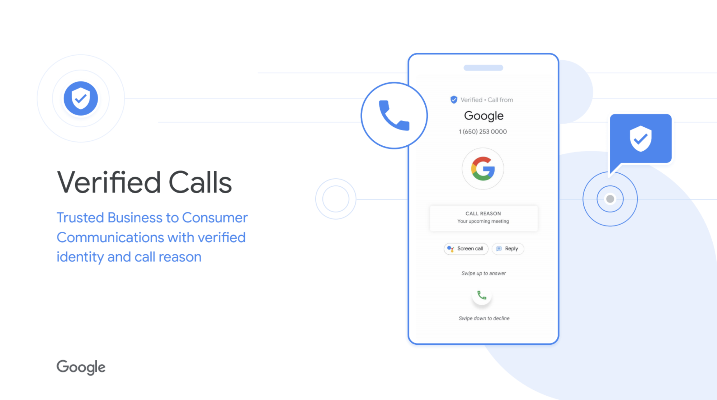 Verified Calls by Google