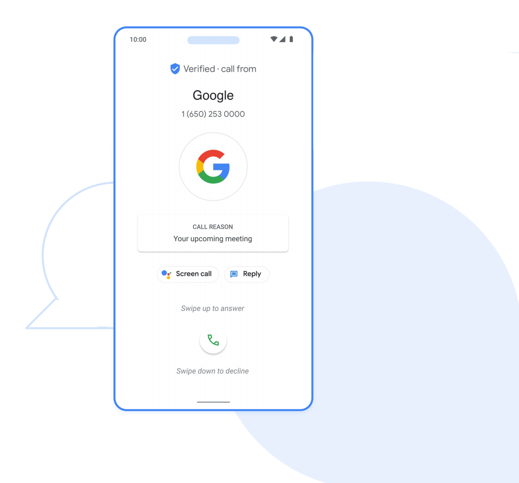 Verified Calls by Google Proof of Concept with Numeracle and Avantive Solutions
