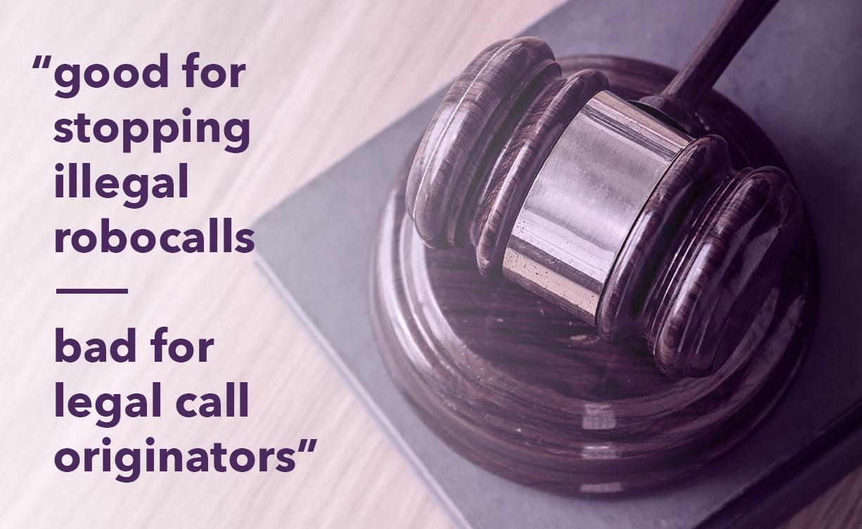 Legal calls vs illegal calls: who's calling the shots?