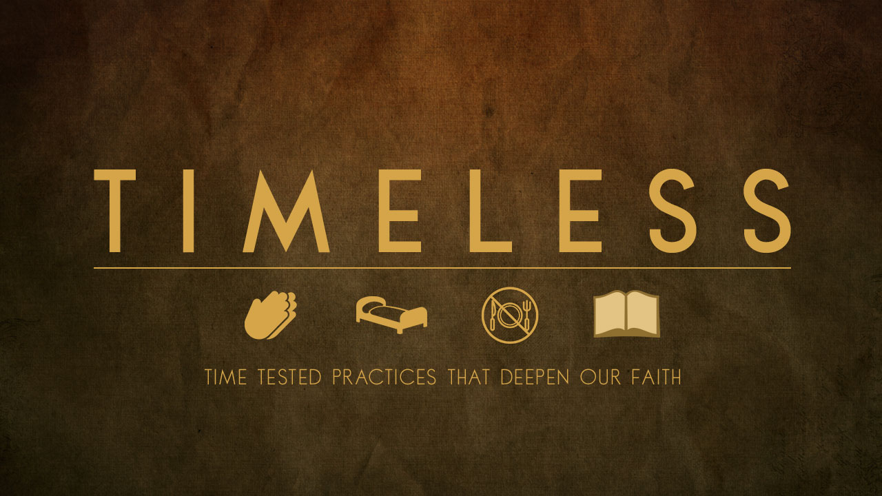 Timeless - Bible Reading and Meditation