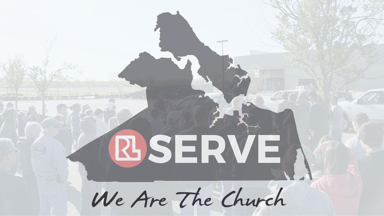 RL Serve Celebration