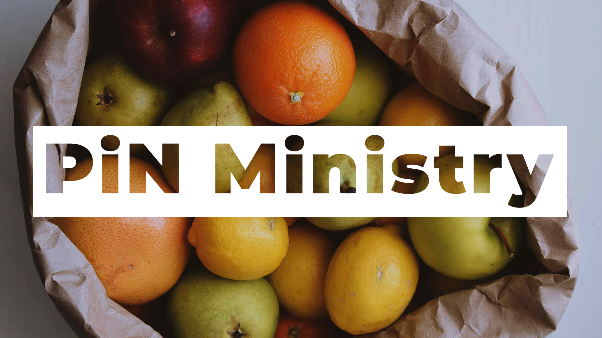 PiN Ministry | Packing Lunches