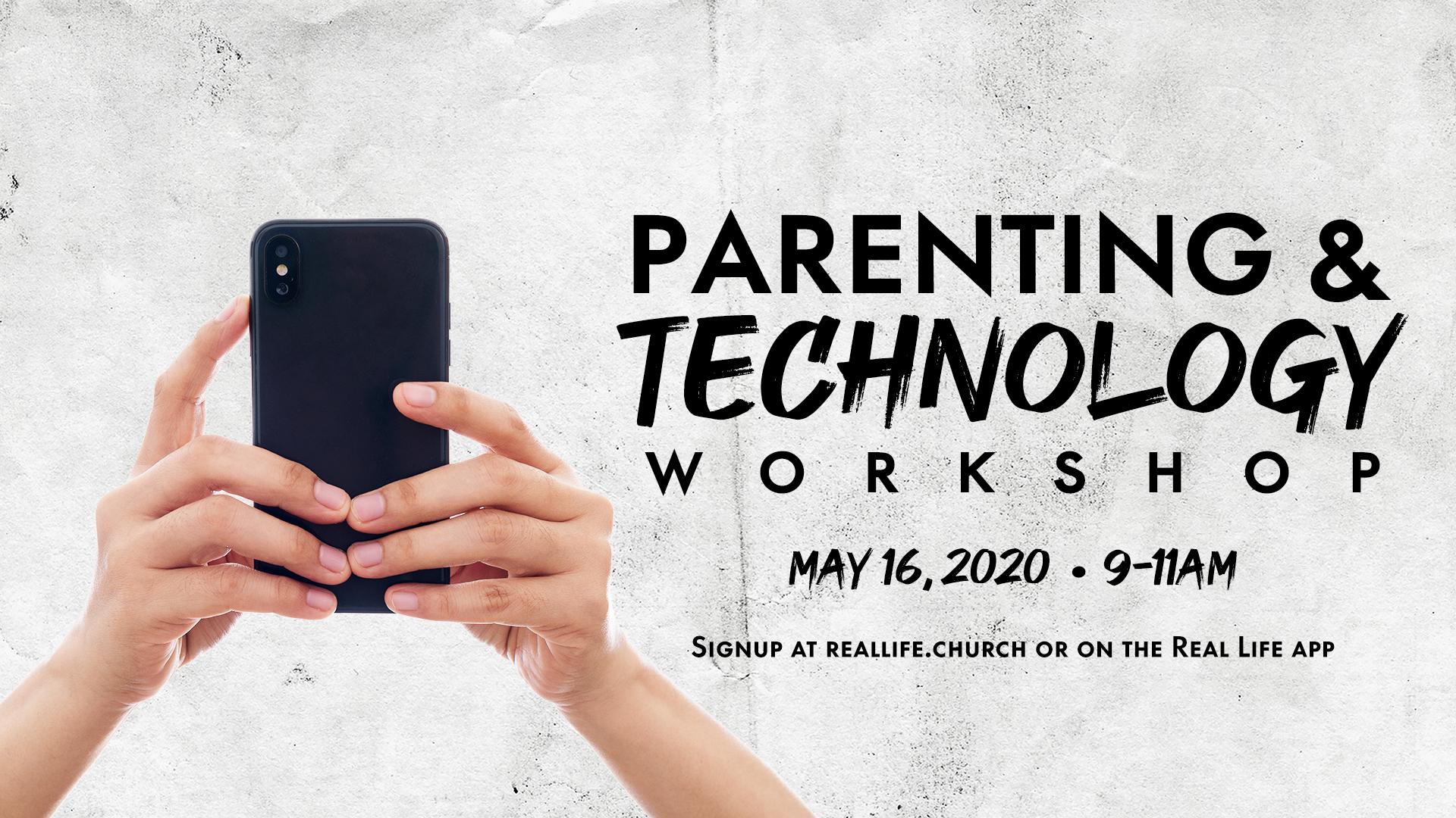 Parenting & Technology Workshop