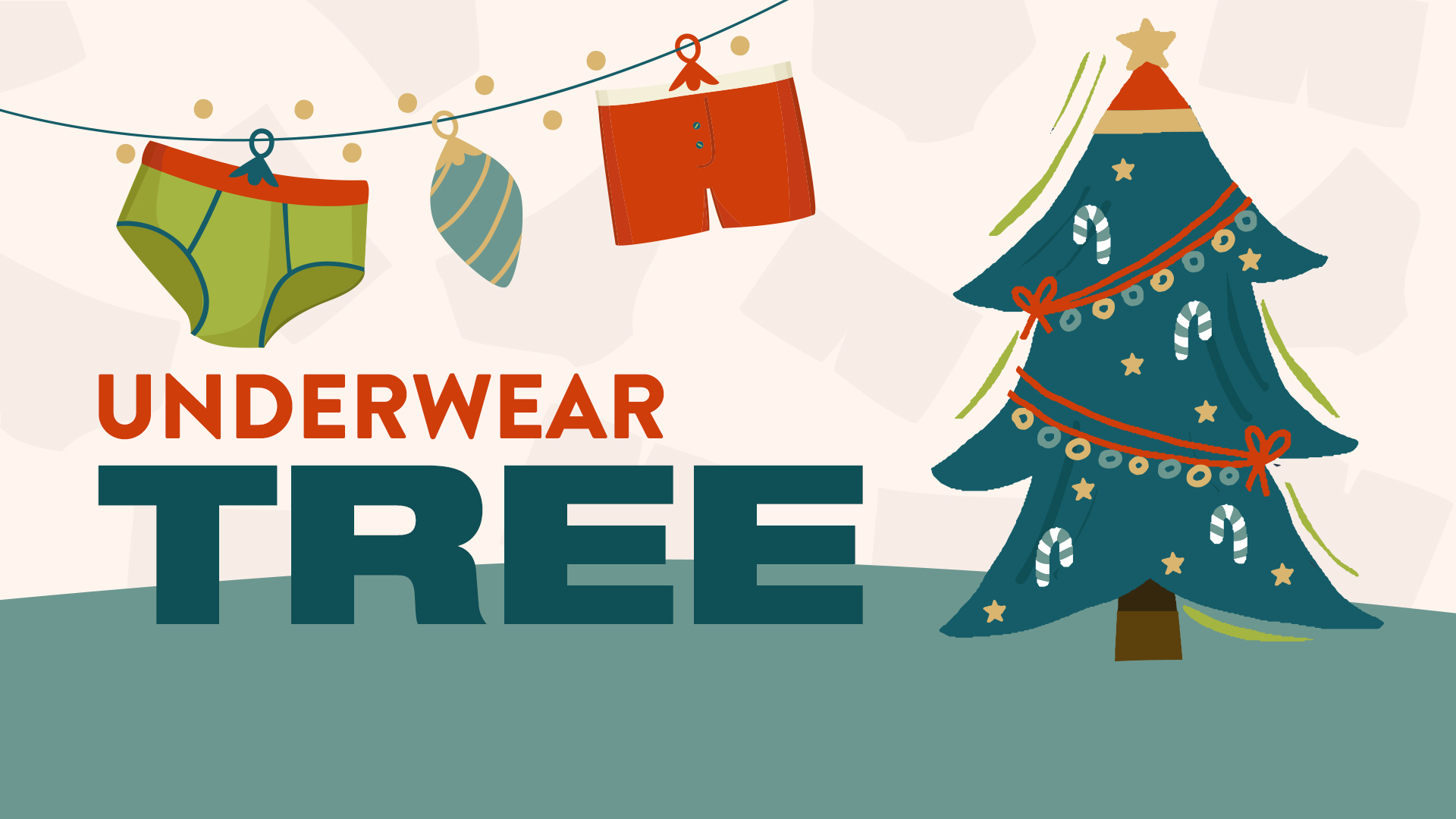 Underwear Tree
