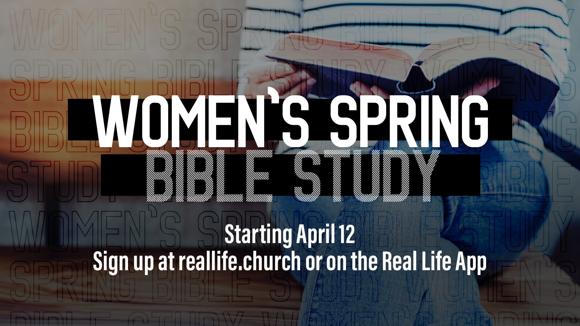 Women's Ministry Spring Bible Study