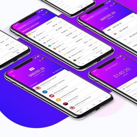 We released IOWallet ver. 2.0