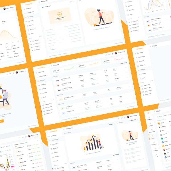 We released IOFinance ver. 2.0