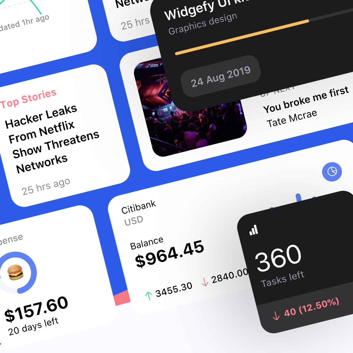 Widgefy iOS Widgets UI Pack is Here! 🎊🎉