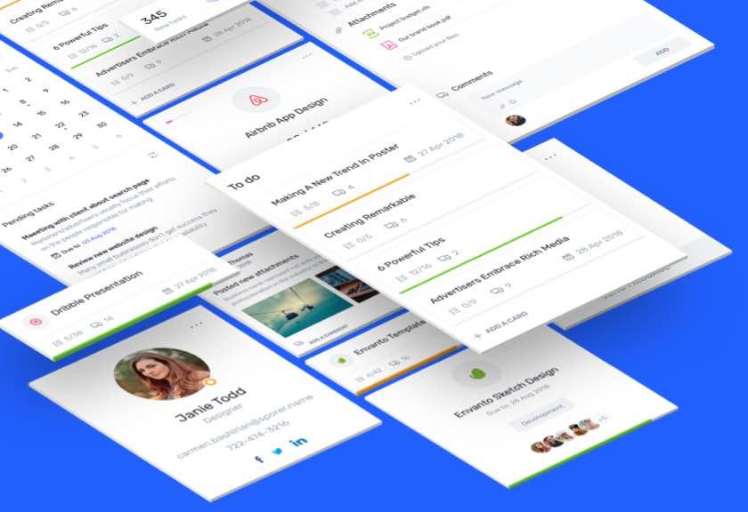IOTask Web UI Kit