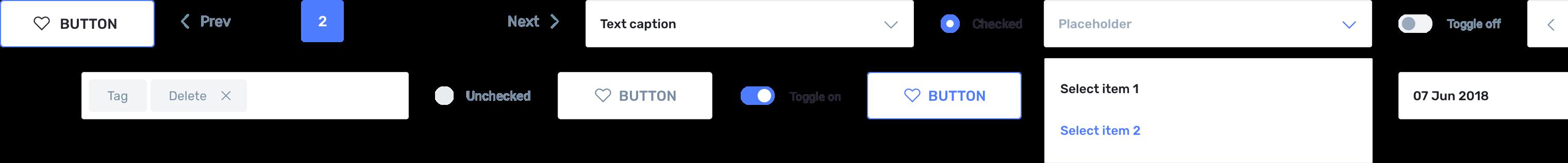 IOTask Widgets