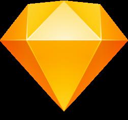Sketch App Logo