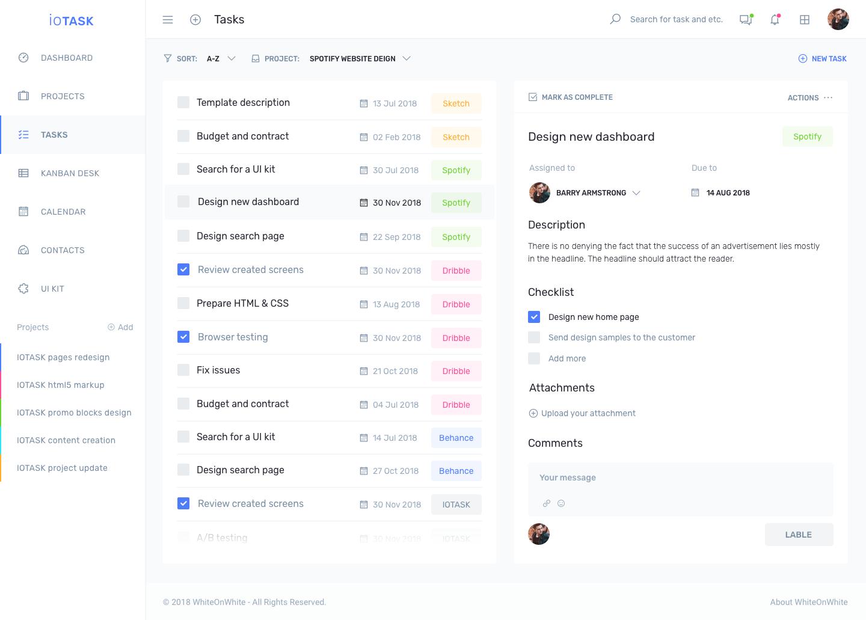 iotask preview tasks
