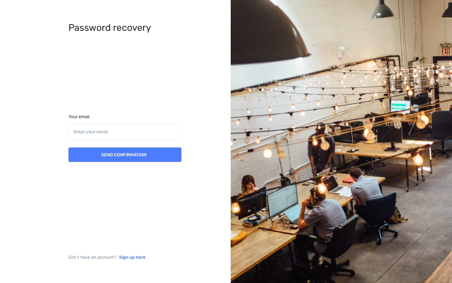 iotask preview password recovery