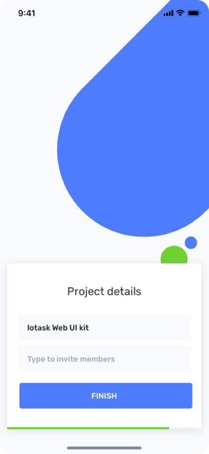 iotask mobile preview login