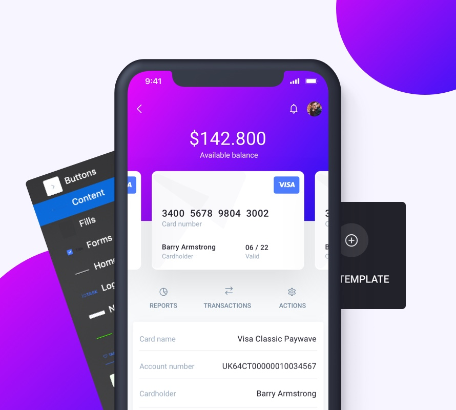 IOWallet Features