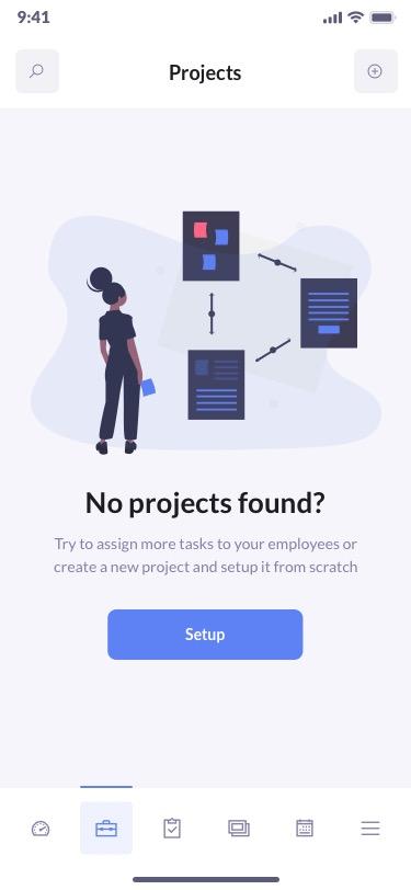 BetaCRM Project Management