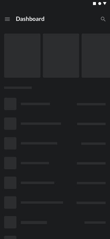 BetaCall App Navigation