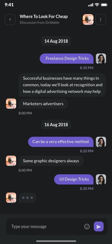 BetaCall Messenger