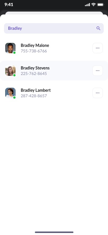 Messenger Preview