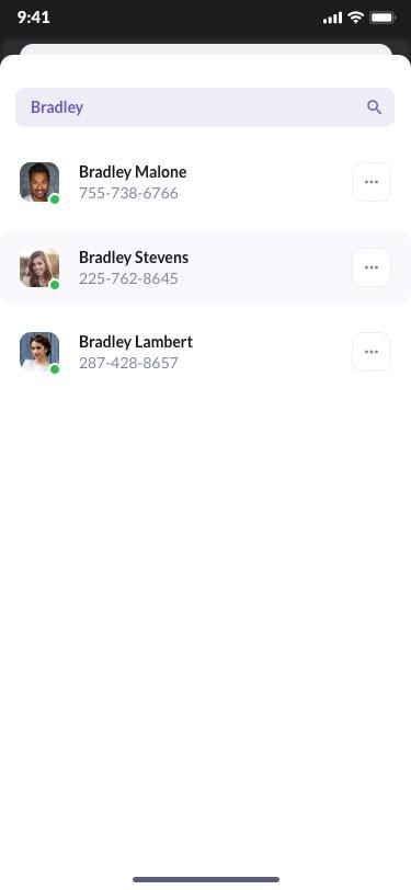 BetaCall Calls App Template