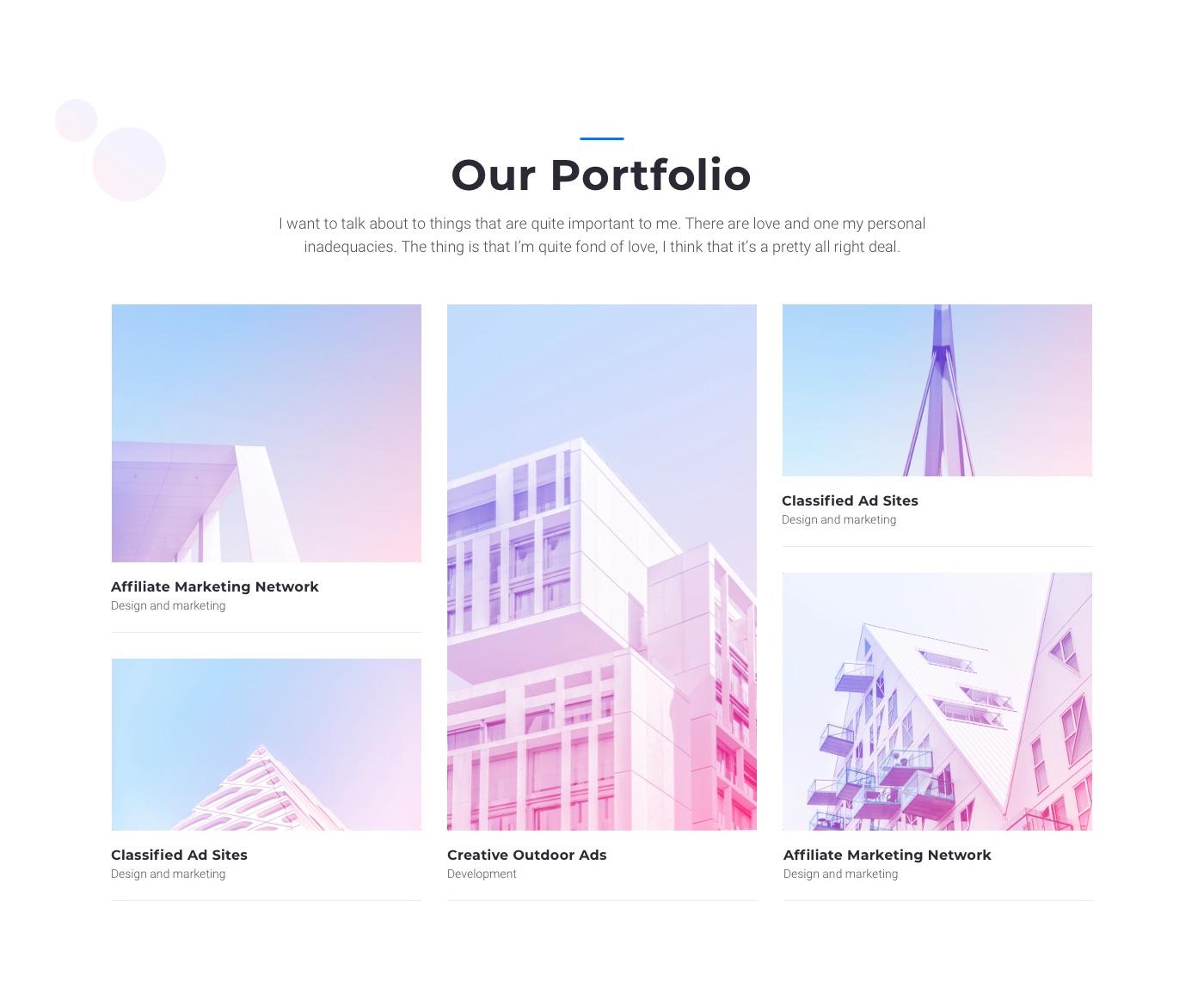 cardify portfolio
