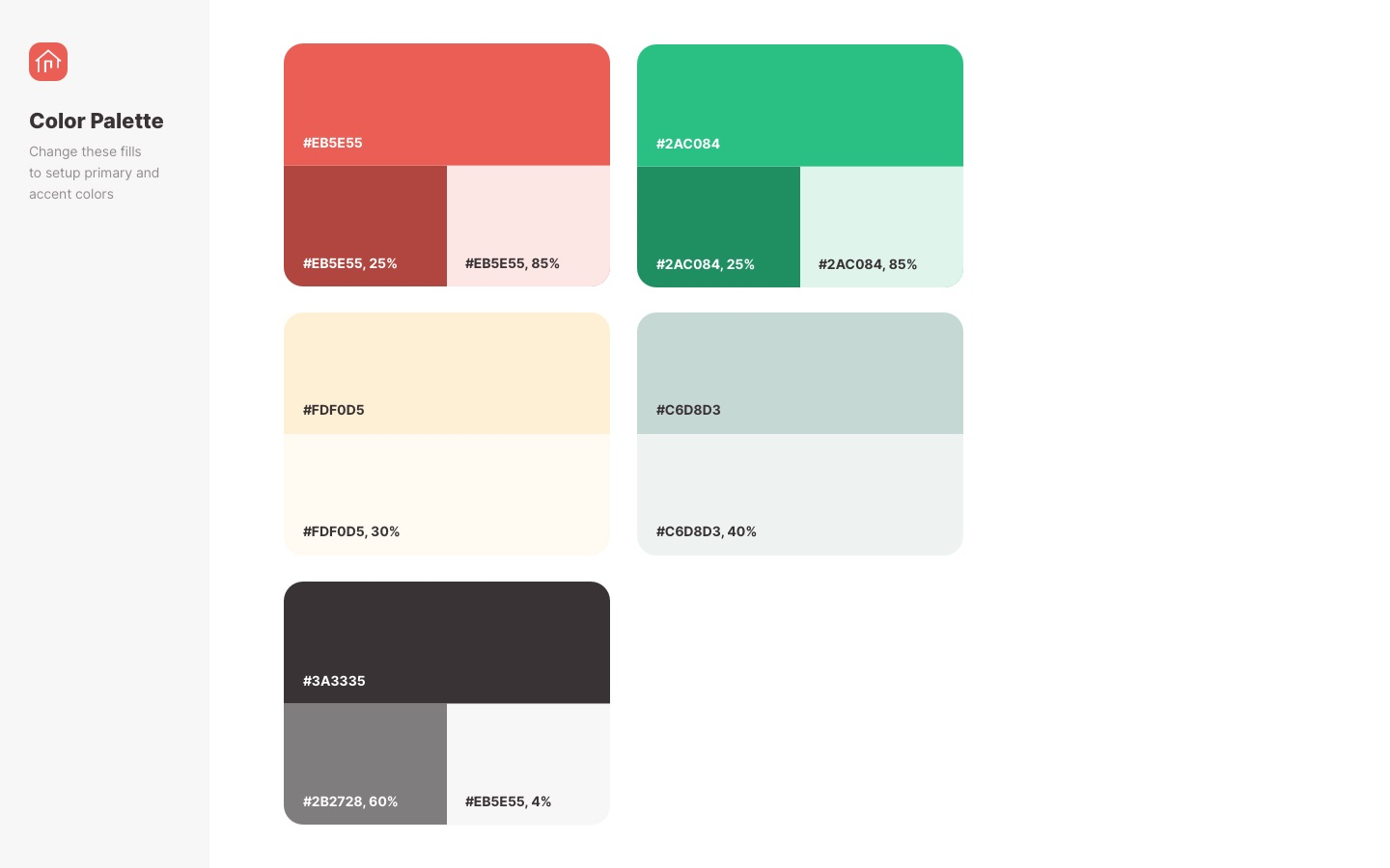 Roomsfy Style Guide