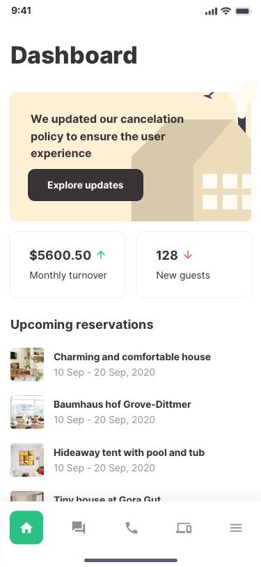 Roomsfy Dashboard
