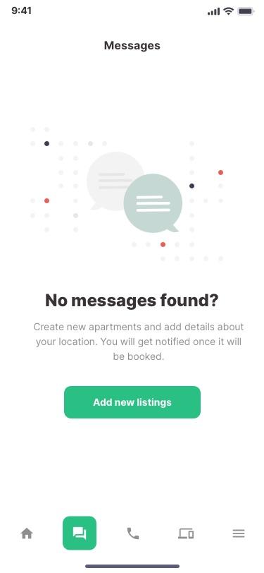Roomsfy Messenger