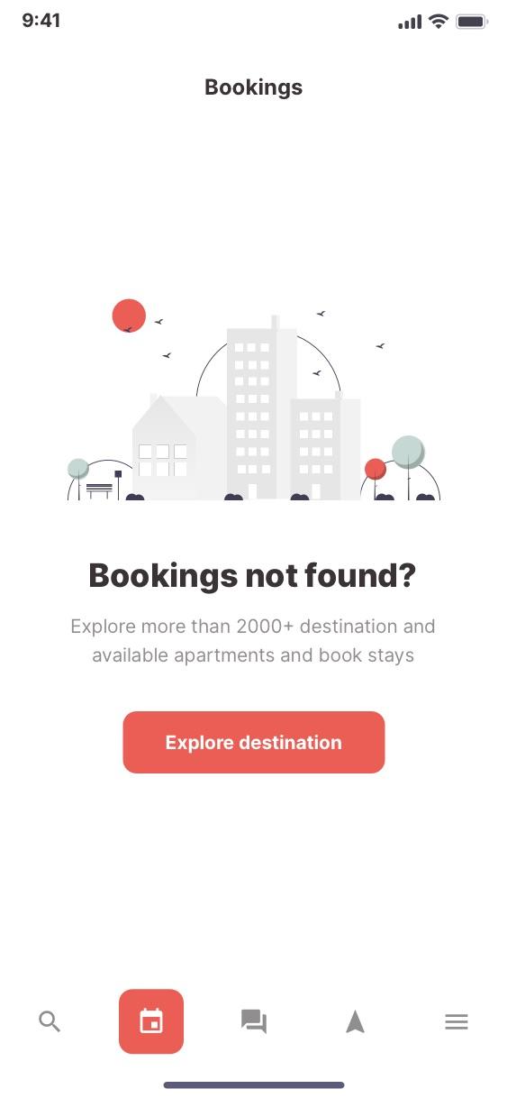 Roomsfy Bookings