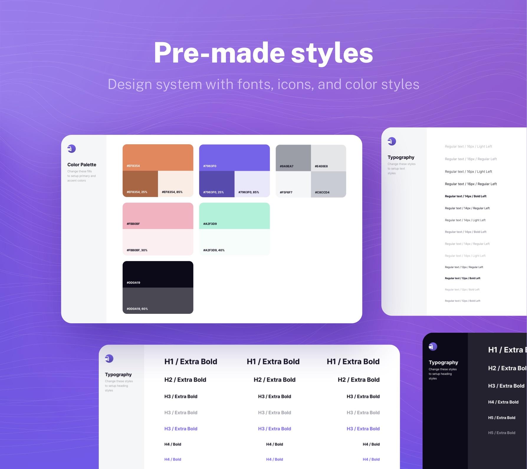 Sketch App Styles