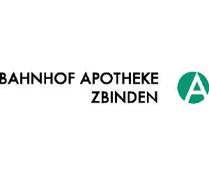 Sponsor Bahnhof Apotheke Zbinden Logo