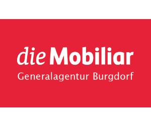 Sponsor die Mobiliar Logo