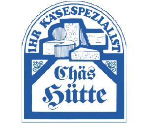 Sponsor Chäs Hütte Logo