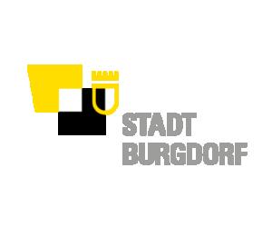Sponsor Stadt Burgdorf Logo