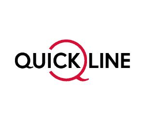 Sponsor Quickline Logo