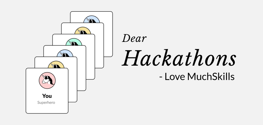 How you can use MuchSkills to form winning teams for hackathons