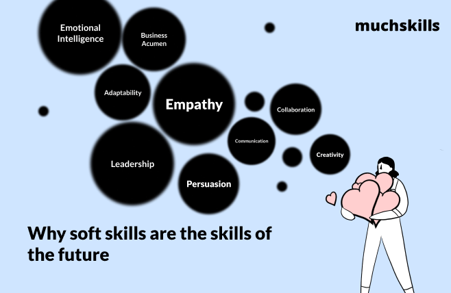 3 reasons why soft skills are the skills of the future