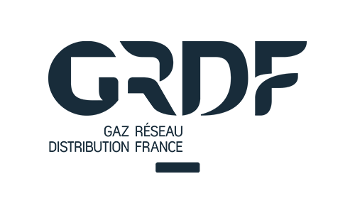 GRDF's Logo