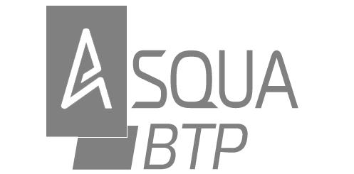Customer logo : Asqua Btp