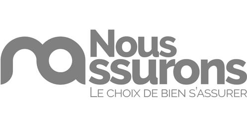 Customer logo : Nous Assurons