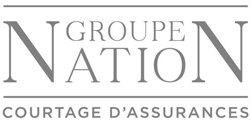 Customer logo : Groupe Nation