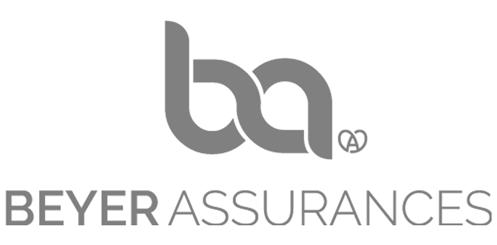 Customer logo : Beyer Assurances