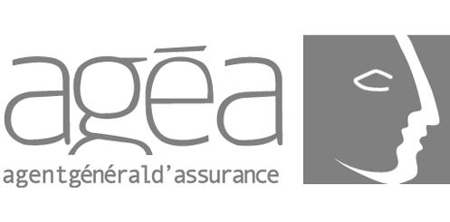 Customer logo : agéa