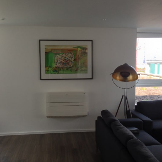 low wall mounted air conditioning unit