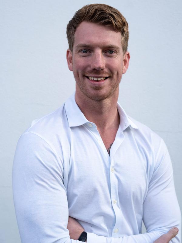 Caspar Rose - Fresh Fitness Food CEO & Chef