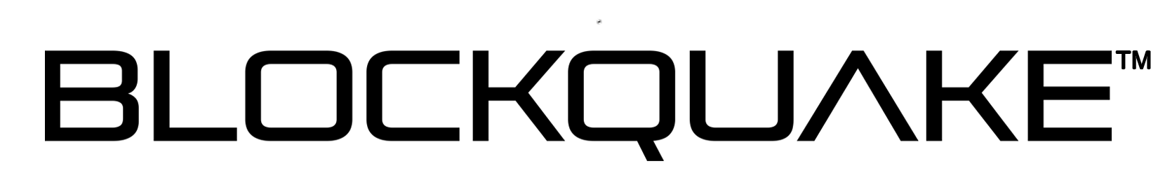 Blockquake logo