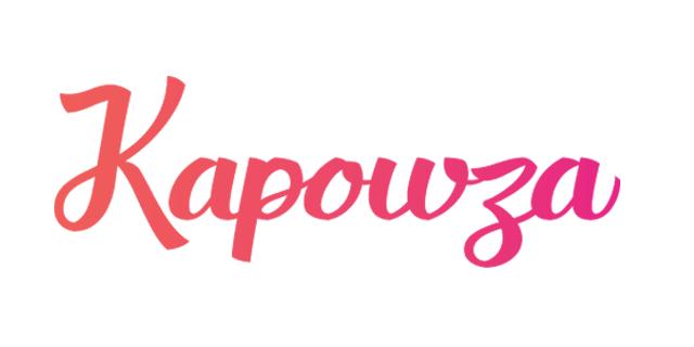 kapowza logo