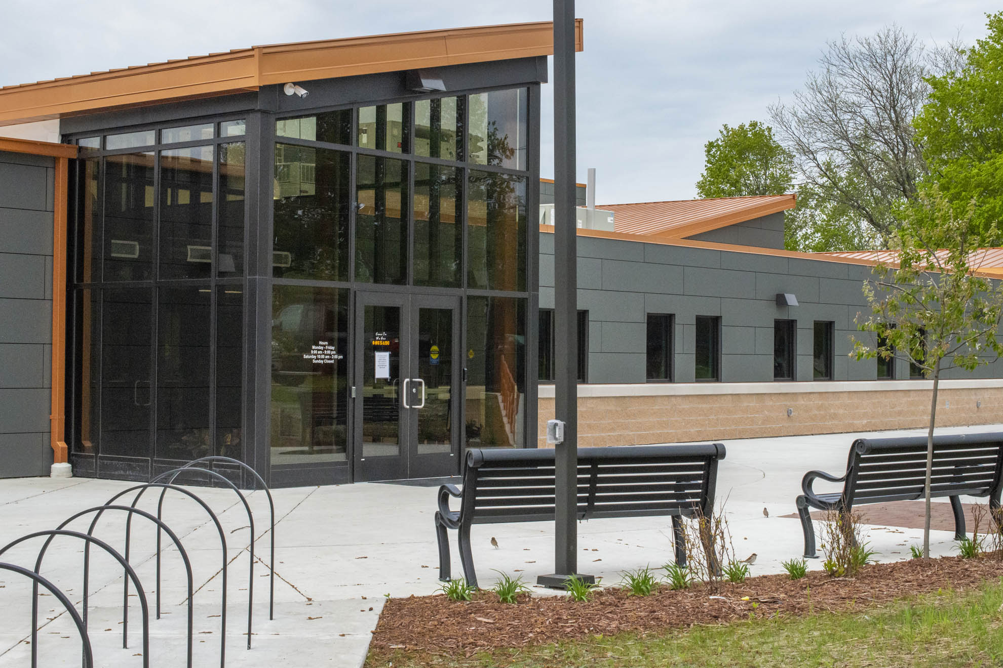 Charles Black Center in South Bend designed by JPR