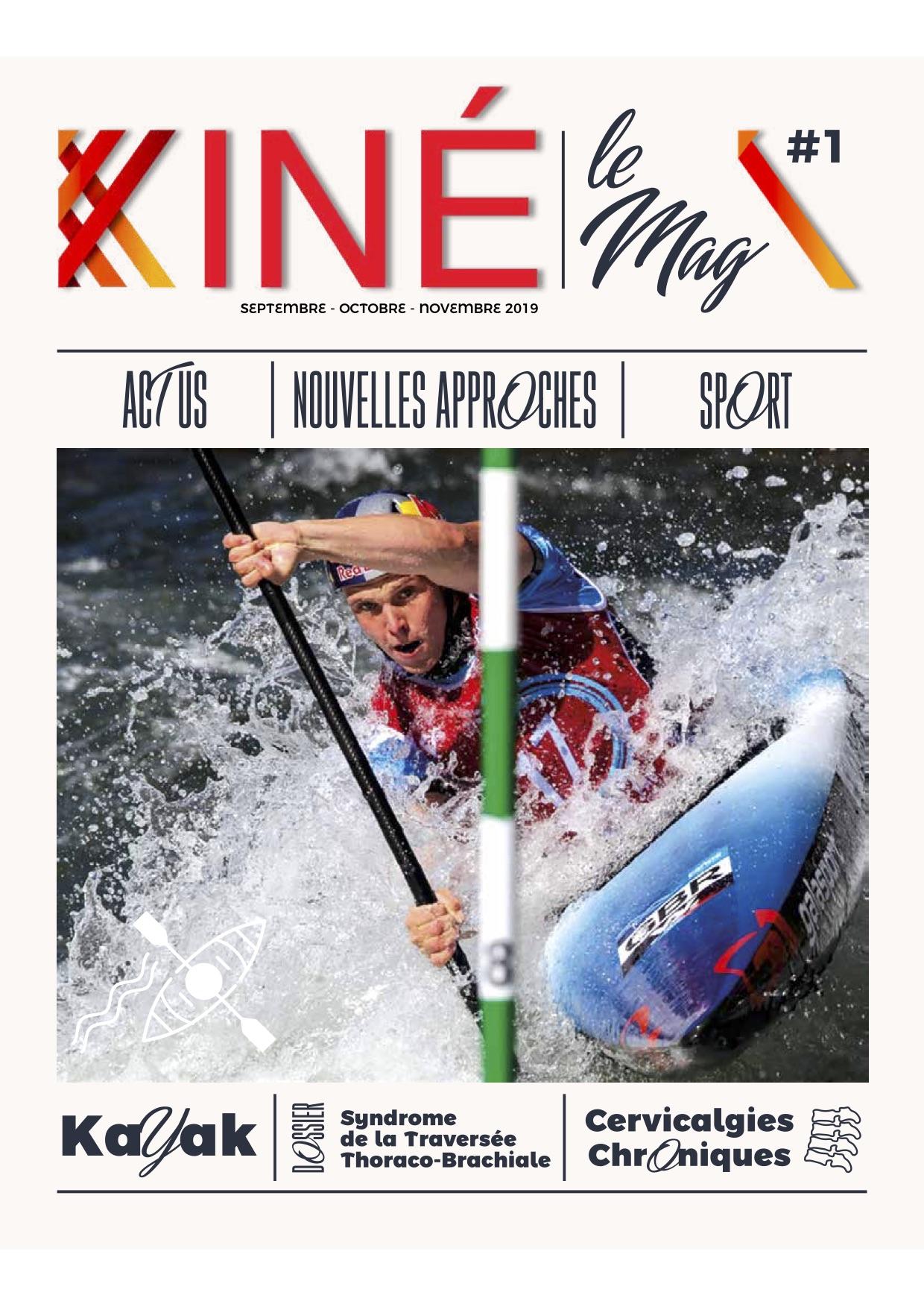 Kiné Le Mag #1